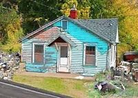 GOT A FIXER UPPER? DON'T KNOW WHAT TO DO WITH IT?