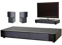 Spectrum Home Theater Pro-Series & Sony sound receiver