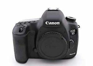 (New) Canon EOS 5D mark III body
