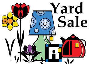 Yard Sale 204 Owen St Simcoe