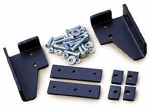 Snowbear Snowplow Mounts - 2 Point Snow Plow Mounts for your Vehicle - Free Shipping!