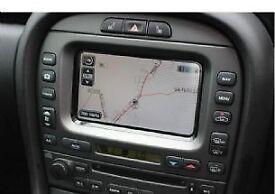 Latest 2012 Sat Nav Disc Update for JAGUAR XJ, S-TYPE, X-TYPE Navigation DVD www latestsatnav co uk