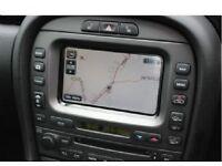 Latest 2012 Sat Nav Disc Update for JAGUAR XJ, S-TYPE, X-TYPE Navigation Map DVD latestsatnav co uk