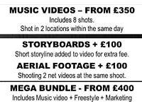 Music videographer -net videos