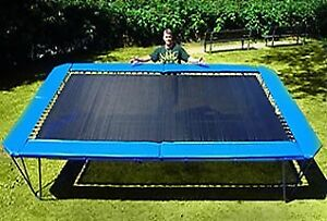 $600 today, Trampoline, 14x10 feet Olympic Trainer by Sundance
