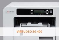 Sawgrass SG400 Virtuoso dye-sub printer