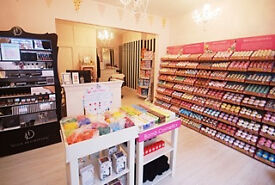 Beauty Therapist Required for boutique shop and beauty studio