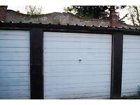 Large garage in Sutton, nr Carshalton, Cheam, Mitcham, Morden, Wallington