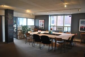 Two offices available downtown Guelph