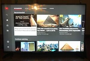 """Lg 50"""" smart tv like new condition"""