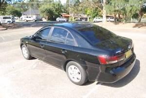 2008 Hyundai Sonata Sedan Dee Why Manly Area Preview