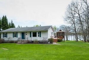 GORGEOUS VIEWS WITH WATERFRONT PROPERTY!