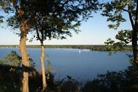 PANORAMIC WATERFRONT OVERLOOKING BAY OF QUINTE