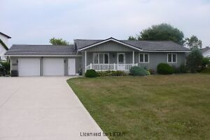 CREST BEACH LAKEVIEW property in upscaled enclave...
