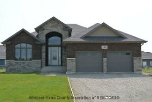 TO BE BUILT RANCH IN LAKESHORE
