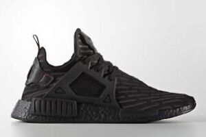 ADIDAS NMD XR1 PK TRIPLE BLACK US8.5 UK8 Southbank Melbourne City Preview
