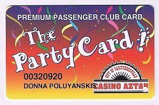 Casino Aztar Casino Slot Party Card Caruthersville Mo