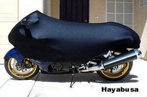 Geza Motorcycle Cover