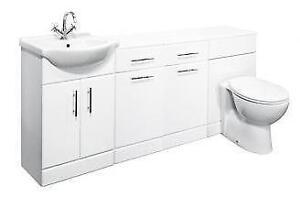 Etonnant Bathroom Combination Vanity Units