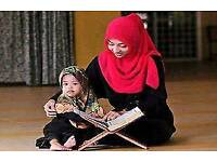 Quran & Urdu & Arabic classes and lessons for kids and adults