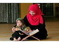 Quran/Arabic/Urdu classes for kids and adults