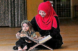 Learn Quran quick and fast with easy method