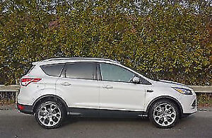 LOOKING TO BUY Ford Escape titanium SUV, Crossover