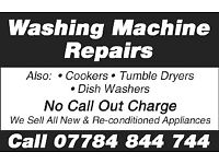 Washing machine repairs No Call Out Charge CO Down CO Antrim