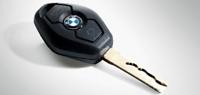 Lost BMW car key