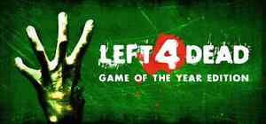 Looking for Left For Dead games