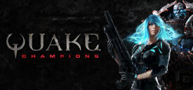Quake Champions Early Access Code