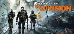 Tom Clancy's The Division XBOX ONE -  like new