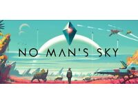 BRAND NEW-No Mans Sky PS4