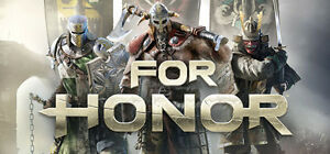 For Honor PC Game