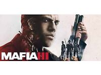 Mafia 3 PS4 £25, collection only moston