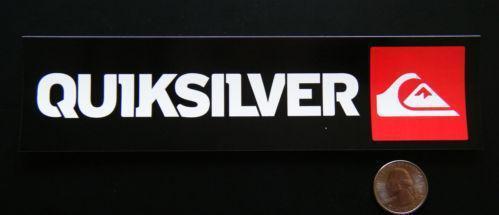 Quicksilver Sticker | eBay