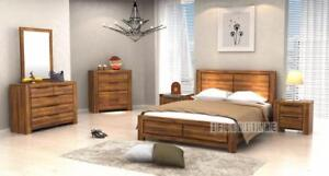 ifurniture Grand Opening Sale- -- Solid Wood Bedroom Complete Combo starts from $1175
