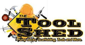 Fall Arrest Equipment And Training at The Tool Shed!