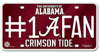 Alabama Car Tag | eBay