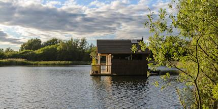 Tiny House or House boat on the water... Polygreensolar