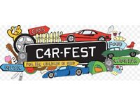 Carfest South Tickets - For Saturday 25th August - 4 Tickets Available