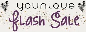 Younique Flash Sale Sunday, May 8
