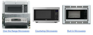 ***Retail & Repair Small Appliances & FREE Pickups    *HOME APPL