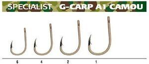 AMI-GAMAKATSU-A1-G-CARP-SPECIALIST-CAMOU-SAND-N-6-SPECIALE-CARP-FISHING