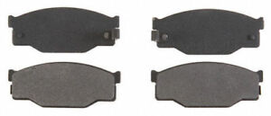 OPTIMUM MT7203 PREMIUM DISC BRAKE PADS (Box 2) D397