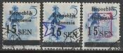 Republik Indonesia Stamp