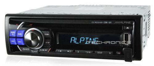 alpine car stereo ebay