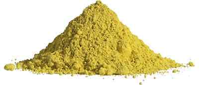 Sulfur Powder 99.5 Brimstone 25 Pounds