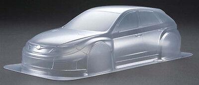 Tamiya 1/10 Subaru Impreza WRC 2008 Clear Body TAM1825556