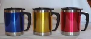 24 x Wholesale! Stanless Steel Coffee Mug 14Oz Water Tea Cup Smithfield Parramatta Area Preview